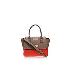 Carvela - Peach 'Annelise' lock bag handbag
