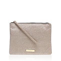 Carvela - Gold 'Kollude' pouch handbag