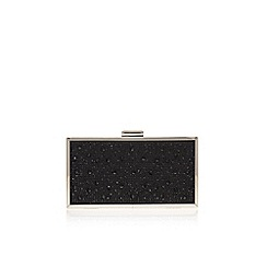 Carvela - Black 'Grint' clutch bag