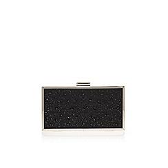 Carvela - Black 'Grint' clutch bag
