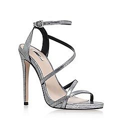 Carvela - Grey 'Georgia' High Heel Sandals