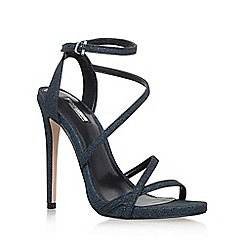 Carvela - Blue 'Georgia' High Heel Sandals