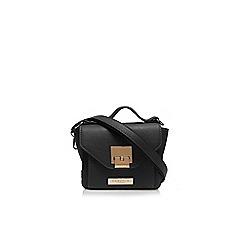 Carvela - Black 'Fran' lock handle handbag