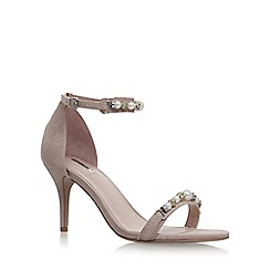 Carvela - Pink 'Gel' High Heel Sandals