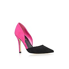 Miss KG - Black 'Shannon' high heel court shoe
