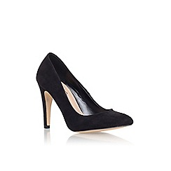 Miss KG - Black 'Sarah' high heel court shoe
