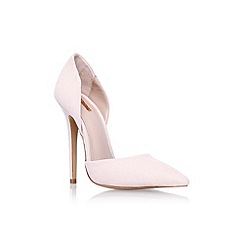 Carvela - Nude 'Albert' high heel court shoe