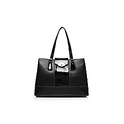 Nine West - Black 'Rocklocktote' handbag