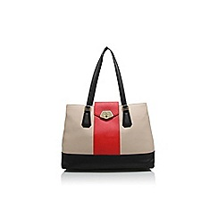 Nine West - Beige 'Rocklocktote' handbag