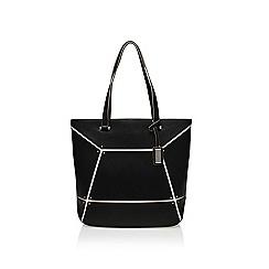 Nine West - Black 'Nailedit' tote lg handbag with shoulder straps