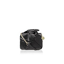 Nine West - Black 'Collection id' clutch bag