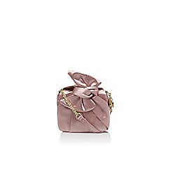Nine West - Pale pink 'Collection limited' clutch bag