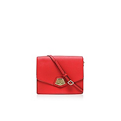 Nine West - Red 'Rocklock crossbody' clutch bag