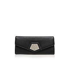 Nine West - Black 'Rocklock contntl' clutch bag