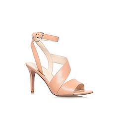 Nine West - Nude 'Ibby' high heel strappy sandal