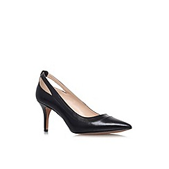Nine West - Black 'Kano' high heel court shoes