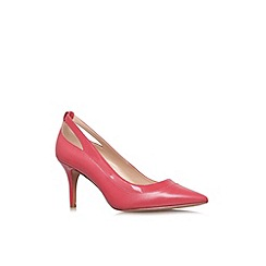 Nine West - Salmon 'Kano' high heel court shoes