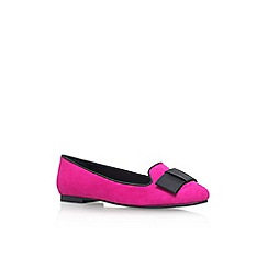 Carvela - Fushia 'Matilda' flat slip on pump