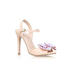 Miss KG - Nude 'Fancy' high heel sandals