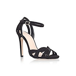 Carvela - Black 'Lana' high heel sandal