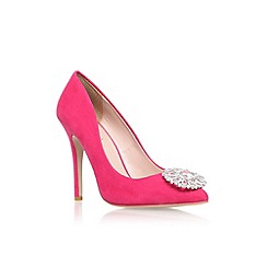Carvela - Fushia 'Livia' high heel court shoe