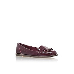 Carvela - Wine 'Magnus' flat slip on loafer