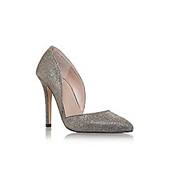 Carvela - Metal 'Lexi' high heel court shoe