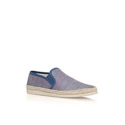 KG Kurt Geiger - Multicoloured 'Lara' flat slip on casual shoe