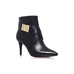 Nine West - Black 'Palencia' high heel ankle boot
