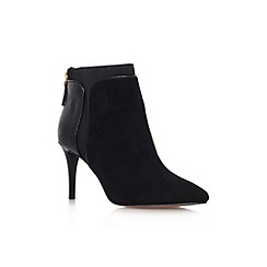Nine West - Black 'Precussion' high heel ankle boot