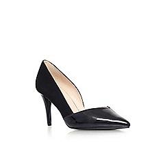 Nine West - Black 'Pachanga' high heel court shoe