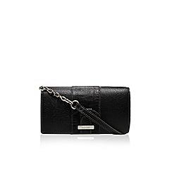Nine West - Black 'Upforkeeps' clutch bag