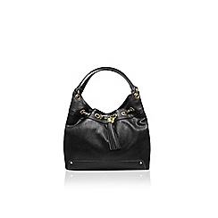 Nine West - Black 'Offthechain' hobo handbag