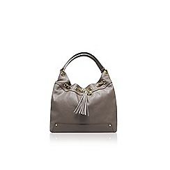 Nine West - Grey 'Offthechain' hobo handbag