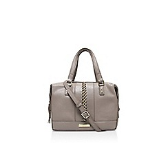 Nine West - Grey 'Offthechain' satchel handbag