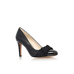 Nine West - Black 'Hennight3' high heel court shoe