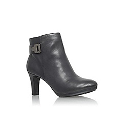 Anne Klein - Black 'Stefica' high heel ankle boot