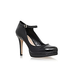 Carvela - Black 'Adele' high heel court shoe