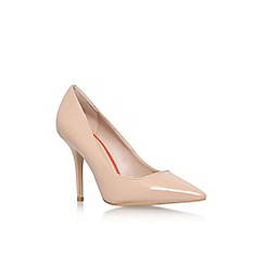 Carvela - Camel 'Abigail' high heel court shoe