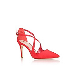 Miss KG - Red 'Nadine' high heel sandal