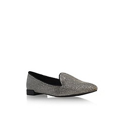 Carvela - Bronze 'Maisy' flat slip on court shoe