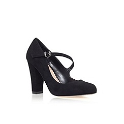Carvela - Black 'Karol' high heel court shoe