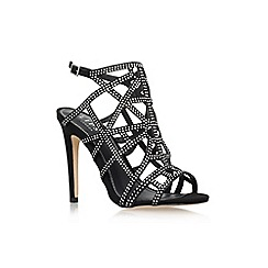 Lipsy - Black 'Casey' high heel strappy sandal