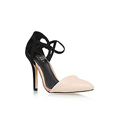 Lipsy - Blk/other 'Anjelica' high heel court shoe