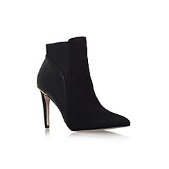 Lipsy - Black 'Bailey' high heel shoe boot