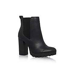 Miss KG - Black 'Skyla' black high heel ankle boot