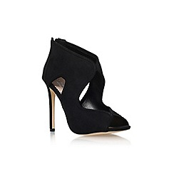 Carvela - Black 'Cabby' high heel sandal