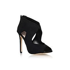 Carvela - Black 'Cabby' high heel sandal