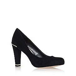 Carvela - Black 'advice' high heel court shoe