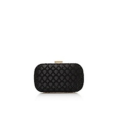 Carvela - Black 'Deonne' clutch bag